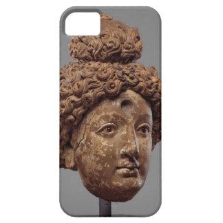 Head of a Buddha or Bodhisattva iPhone 5 Cover