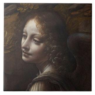 Head of an Angel by Leonardo Tiles