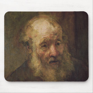 Head of an Old Man, c.1650 Mouse Pad