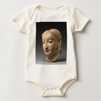 Head of Buddha - 5th–6th century Baby Bodysuit