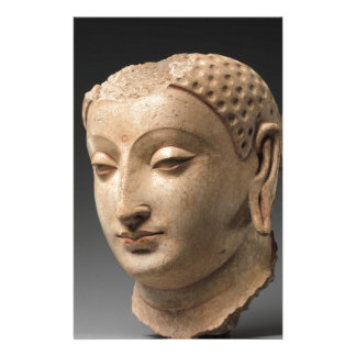 Head of Buddha - 5th–6th century Stationery