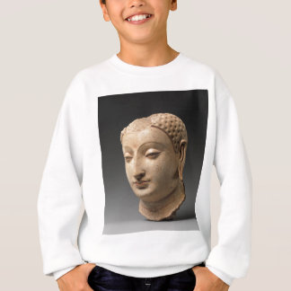 Head of Buddha - 5th–6th century Sweatshirt