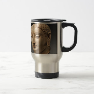Head of Buddha - 5th–6th century Travel Mug