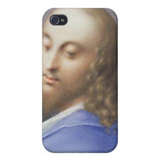 Head of Christ, miniature iPhone 4 Case