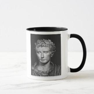 Head of Emperor Augustus Mug