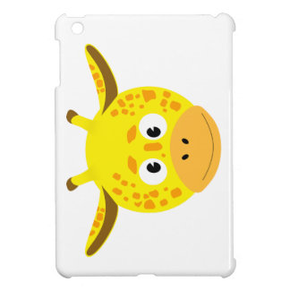 Head of Giraffe Cover For The iPad Mini