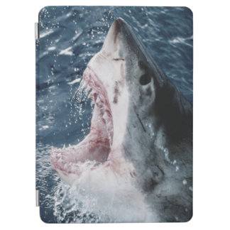 Head of Great White Shark iPad Air Cover