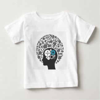 Head of hands baby T-Shirt