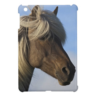 Head of Icelandic horse, Iceland iPad Mini Covers