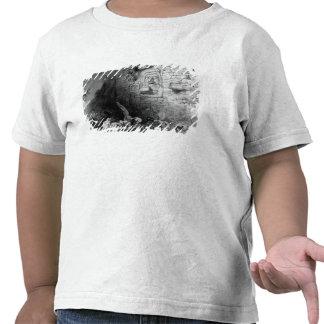 Head of Itzam Na, Izamal, Yucatan, Mexico, 1844 Tee Shirts