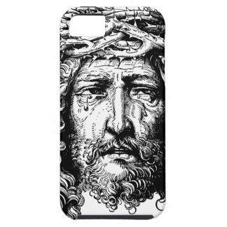 Head of Jesus Christ iPhone 5 Cases