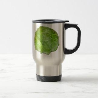 Head of Lettuce Travel Mug