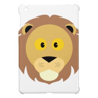 Head of Lion Case For The iPad Mini