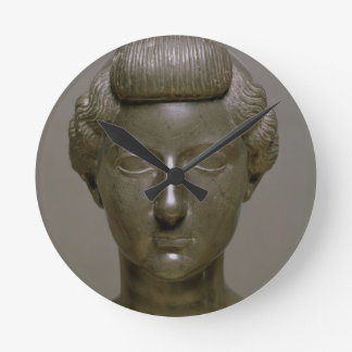 Head of Livia Drusilla (56 BC-29 AD) Roman, c.30 B Clock