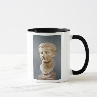 Head of the Emperor Tiberius Mug