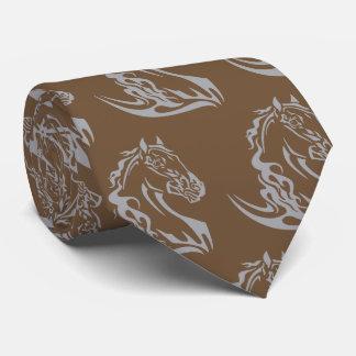 head of the horse tie