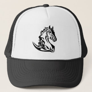head of the horse trucker hat