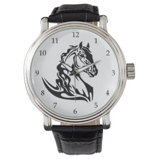 head of the horse watch