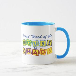 Head of the House of Chaos Mug
