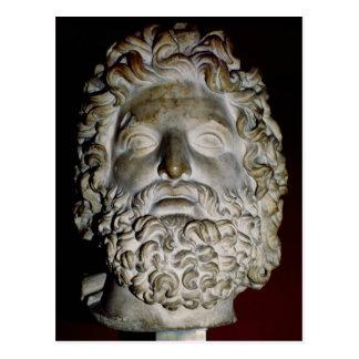 Head of Zeus Postcard