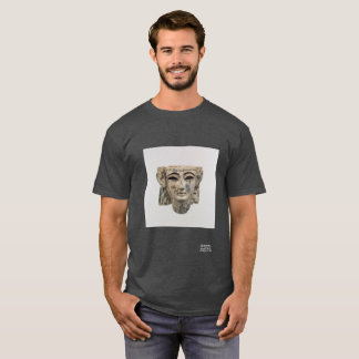 Head off has male gold female figure T-Shirt