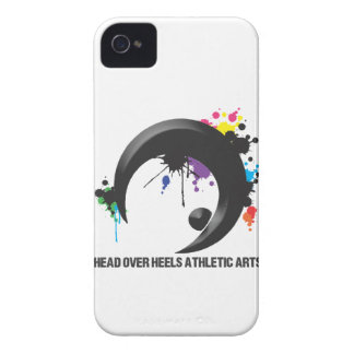 Head Over Heels Athletic Arts Phone Case
