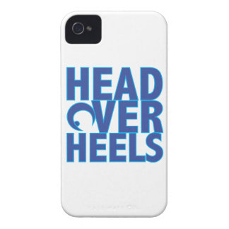 Head Over Heels Logo iPhone 4 Case