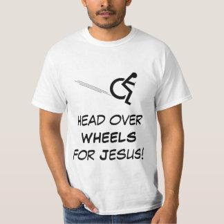 Head over Wheels T-Shirt