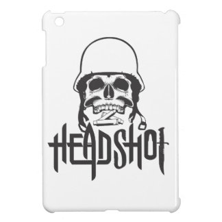 Head Shot Cover For The iPad Mini