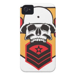 Head Shot print Case-Mate iPhone 4 Case