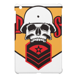 Head Shot print iPad Mini Cover