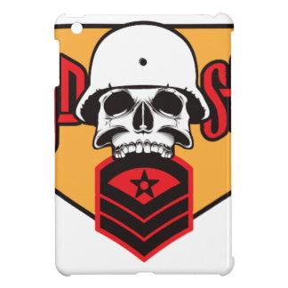 Head Shot print iPad Mini Covers