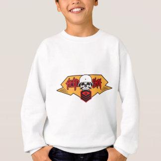 Head Shot print Sweatshirt