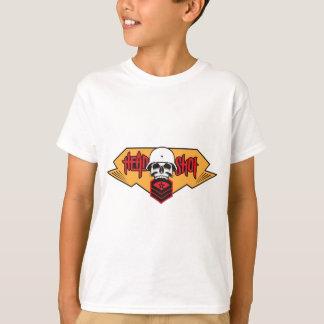 Head Shot print T-Shirt