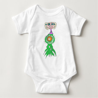 Head Sprout Baby Bodysuit