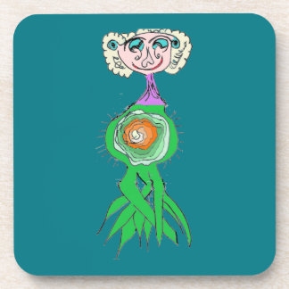 Head Sprout Coaster