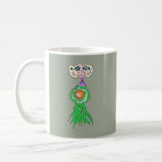 Head Sprout Coffee Mug