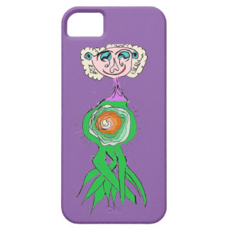 Head Sprout iPhone 5 Case