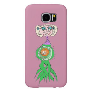 Head Sprout Samsung Galaxy S6 Cases