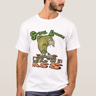 Head Up My Bass Fishing T-shirts and Gifts