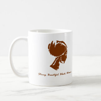 Head Wrapped Sista Coffee Mug