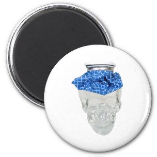 HeadacheCure032710 2 Inch Round Magnet