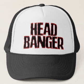 Headbanger Trucker Hat