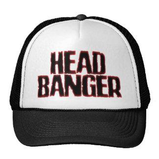 Headbanger Trucker Hat