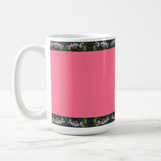 Heade Apple Blossom Flowers Floral Trim Mug