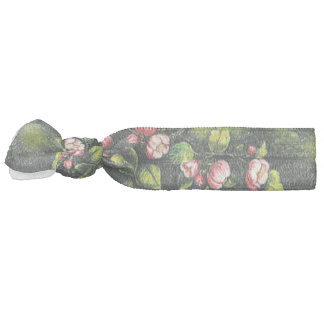 Heade Apple Blossoms Flowers Hair Ties