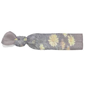 Heade Summer Daisy Flowers Hair Ties