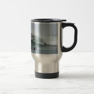 header, DAWN PATROL ANYONE? Travel Mug