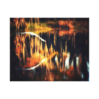 """Heading Home"" Canvas Print"