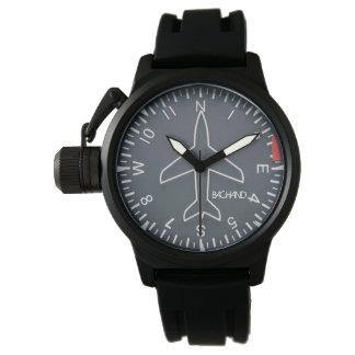 Heading Indicator Wristwatch